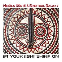 Nicola Conte - Let Your Light Shine On (CD) - Cover