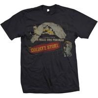 Studio Canal the Colditz Story Mens Black T-Shirt (Medium)