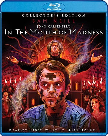 In the Mouth of Madness (Collector's (Region A Blu-ray)