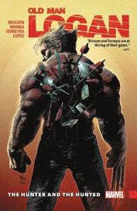 Wolverine - Old Man Logan The Hunter And The Hunted - Ed Brisson (Paperback) - Cover