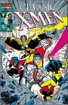 X-men Classic - the Complete Collection 1 - Chris Claremont (Paperback)