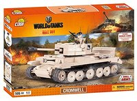 Cobi - World of Tanks - Cromwell Tank (505 Pieces) - Cover