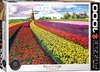 Eurographics - Tulip Fields Netherlands Puzzle (1000 Pieces)