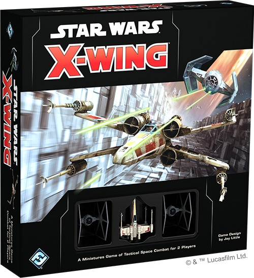 Star Wars: X-Wing Second Edition - Core Set (Miniatures)