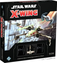 Star Wars: X-Wing Second Edition - Core Set (Miniatures) - Cover