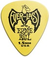 Ernie Ball Everlast 1.5mm Guitar Plectrum (Yellow)