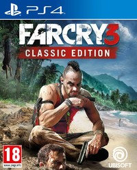 Far Cry 3 - Classic Edition (PS4)
