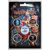 Iron Maiden - Later Albums Button (Button Badge Pack)