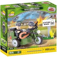 Cobi - Small Army - 1942 BMW R75 Vehicle (55 Pieces)