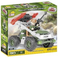 Cobi - Small Army - Rocket Support Vehicle (90 Pieces) - Cover