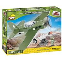 Cobi - Small Army - Surface to Air Missile Mission (140 Pieces)