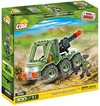 Cobi - Small Army - G21 6x2 Missile Launcher Vehicle (100 Pieces)