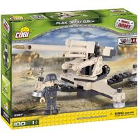 Cobi - Small Army - Flak 36/37 8.8 cm (100 Pieces)