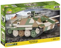 Cobi - Small Army - Jagdpanzer 38 Hetzer (420 Pieces) - Cover