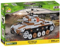 Cobi - Small Army - Panzer II Ausf. C (350 Pieces) - Cover