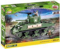 Cobi - Small Army - Sherman M4A1 (400 Pieces) - Cover
