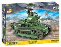 Cobi - Small Army - Renault FT-17 (380 Pieces) - Cover