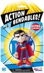 Superman - Action Bendables Action Figure 4in Toy