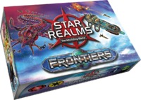 Star Realms: Frontiers (Card Game) - Cover