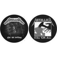 Metallica - Kill Em All / Ride the Lightening (Slipmat Set)
