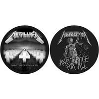 Metallica - Master of Puppets / And Justice For All (Slipmat Set)