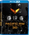 Pacific Rim: Uprising (3D Blu-ray)
