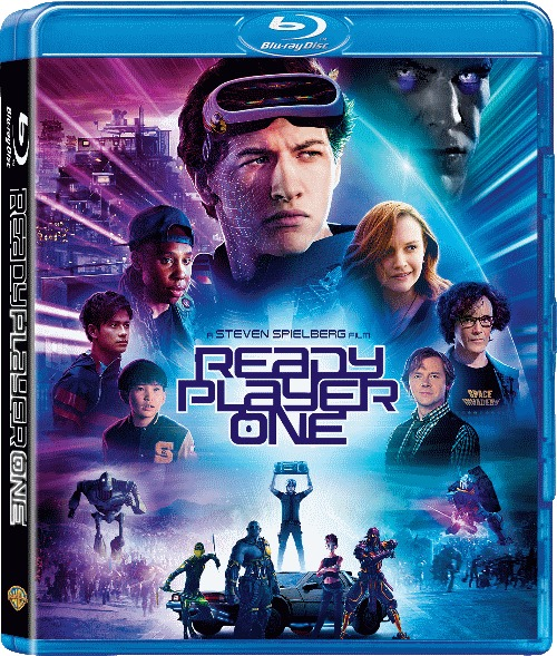 Ready Player One Blu Ray Movies Amp Tv Online Raru
