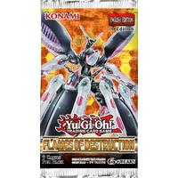 Yu-Gi-Oh! - Flames of Distruction Booster (Trading Card Game)