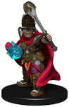 Wardlings - Painted Minis: Boy Cleric & Winged Snake (Miniatures)