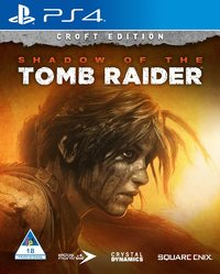 Shadow of the Tomb Raider - Croft Edition + Season Pass (PS4) - Cover