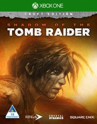Shadow of the Tomb Raider - Croft Edition + Season Pass (Xbox One) - Cover