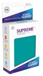 Ultimate Guard - Supreme UX Standard Size Card Sleeves - Petrol (80 Sleeves)