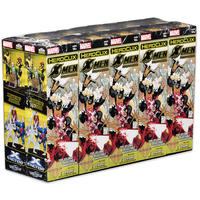 Marvel HeroClix - X-Men Xavier's School Booster Brick (Miniatures)