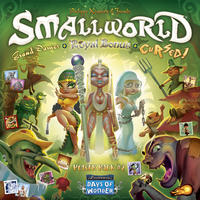 Small World - Power Pack #2 Expansion (Board Game)