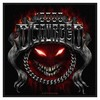 Disturbed - Chrome Smiley (Patch) Cover