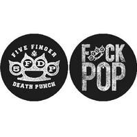 Five Finger Death Punch - Knuckle/F*** Pop (Slipmat Set)