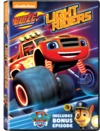 Blaze and the Monster Machines: Light Riders! (DVD)