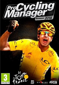 Pro Cycling Manager 2018 (PC) - Cover