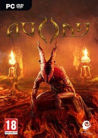 Agony (PC) - Cover