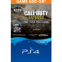 Call of Duty WWII - The War Machine  Expansion DLC Pack 2 (PS4)