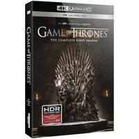 Game of Thrones - Season 1 (4K Ultra HD + Blu-ray)