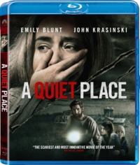 A Quiet Place (Blu-ray) - Cover