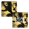Game of Thrones - Lannister Lenticular - Single Coaster