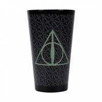 Harry Potter - Deathly Hallows Colour Change Glass - Cover