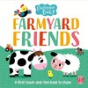 Chatterbox Baby: Farmyard Friends - Pat-a-Cake (Board book)