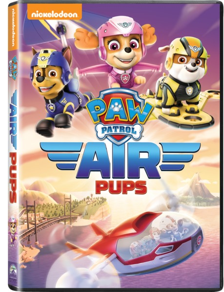 Paw Patrol: Air Pups (DVD)