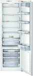 Bosch - Serie 8 302 Litre Built-In Full Refrigerator - Cool Professional (White)