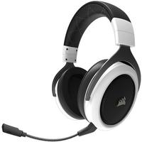 Corsair HS60 7.1 Surround USB Dongle Gaming Headset - White