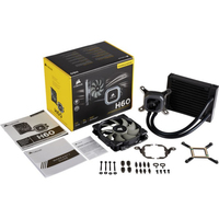 Corsair Hydro H60 All In One 120mm Liquid Cooler Fan - Cover