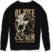 Of Mice & Men - Leave Out Mens Black Sweatshirt (Medium)